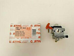 Genuine STIHL OEM Carburetor 4180 120 0610 FS130 KM130 HT130 HT131 Free Priority
