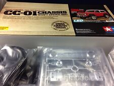 Tamiya 1:10 CC-01 Ford Bronco 1973 EP 4WD 4x4 RC Cars Truck Off Road 58469
