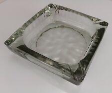 Large Mid-century Modern  Art Glass Ashtray
