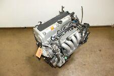 03 04 05 06 07 HONDA ACCORD ELEMENT 2.4L DOHC 4-CYLINDER I-VTEC ENGINE JDM K24A