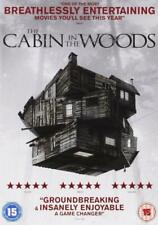 The Cabin In The Woods DVD - Chris Hemsworth & Kristen Connolly