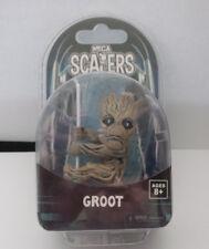 "GROOT  MARVEL Scalers 2"" inch Hanging Mini Figure  Neca 2014"