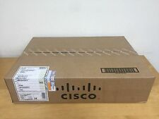 NEW CISCO ISR4221/K9 ROUTER 2GE, 2NIM SLOTS IN STOCK NOW!  FAST FREE SHIPPING!