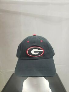 Georgia Bulldogs Zypher Fitted Hat 7 1/8