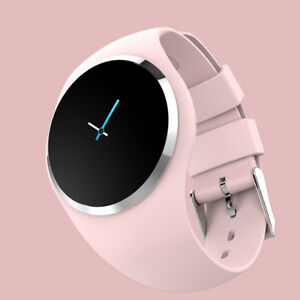 Bluetooth Smart Watch Bracelet Heart Rate & Blood Pressure Monitor Sports Mate