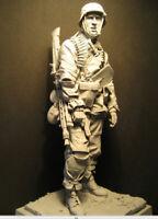 120Mm Resin Solider Models Military Garage Kit Unpainted Figure Unpainted Model