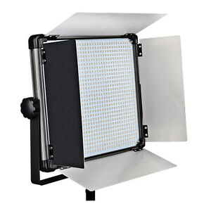 D-2000 140W 5500K Day Light Dimmable Video Panel Light For Photography Interview