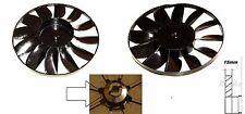 Kühlerlüfter Lüfter -> 15mm für Kühler vorn Doppellüfter - LADA NIVA 1.7i 21214