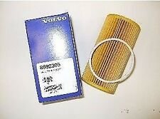 Genuine Volvo C30 S60 S80 V50 V70 XC60 XC90 - D5 Diesel Oil Filter & Washer