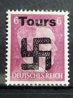 Local Deutsches Reich WWll Propaganda,Private overprint Tours MNH