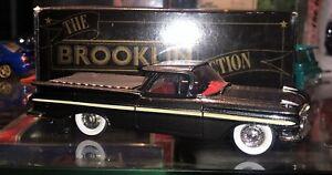 Brooklin BRK46 1959 GM Chevrolet El Camino Pickup Black - 1:43 Scale