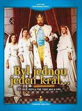 Once Upon a Time, There Was a King (Byl jednou jeden kral) English subtitles DVD