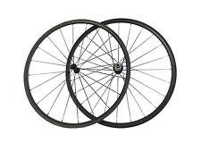 super Light 1080g 700C 24mm Tubular Carbon Road Bike Bicycle Wheels