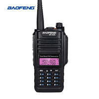 BaoFeng A58 Walkie Talkie Transceiver Dual Band Two Way Ham Radio 5W Waterproof