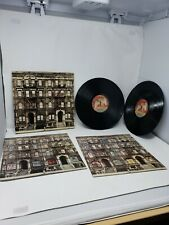 MINT ORIGINAL 1975 LED ZEPPELIN PHYSICAL GRAFFITI SWAN SONG SS 2-200 VINYL 2XLP