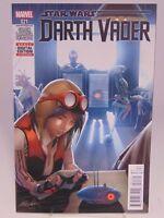 DARTH VADER STAR WARS #21  MARVEL  VF/NM CB473
