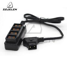 Cable De Alimentación Cable Lead Para Canon Cámara Videocámara Batería cargador adaptador GMB