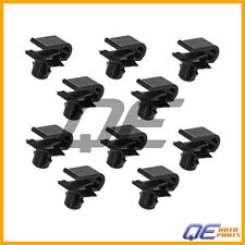 Set of 10 Fastener Clips-Bumper Grilles For: Mercedes W164 W230 S430 S600 350
