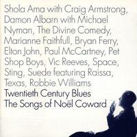 Twentieth Century Blues-The Songs of Noël Coward (1998) Texas, The Divine.. [CD]