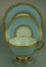 Antique Shelley Trio Footed Cup, Saucer & Side Plate Pattern 12793/14 KC581