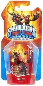 🔥 Skylanders Trap Team Torch Fire It Up Activision Toys2life✨✨GREAT PRICE✨✨
