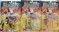 Toybiz Hercules The Legendary Series Lot Of 3 Action Figures Xena Ii Mole Man +1