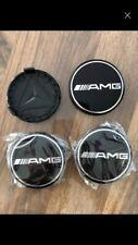 Radnabenkappen für Mercedes AMG A1714000025  4 Stück