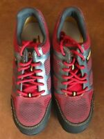 NEW Caterpillar CAT Men's Tuffnet Ease Knit Composite Toe, RED  9M - FREE SHIP