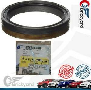 NEW GM 89017622 HUMMER H3 3.7 TRAILBLAZER ENVOY 4.2 FRONT CRANKSHAFT SEAL