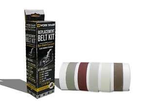 Work Sharp Ken Onion Edition Blade Grinding Attachment Belt Kit Schleifbänder