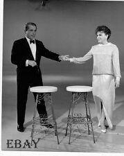 Judy Garland Perry Como Show Photo from Original Negative