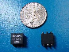 Bourns 10Khz-100Mhz 2.5:1 Smt Rf Transformer 2-2.5-6Jel, Qty.5