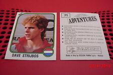 David Dave Strijbos - Finland - Panini Motor Adventures sticker #74 – Motocross