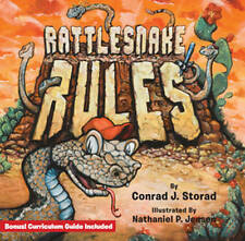 RATTLESNAKE RULES - New Book CONRAD STORAD