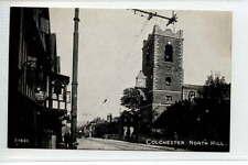 (Gc423-374) North Hill, COLCHESTER c1920 Unused EX
