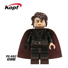 Anakin Skywalker Star Wars minifigure custom toy Clone Wars cartoon