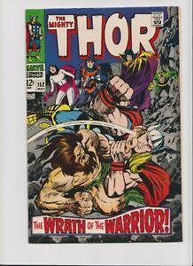 Marvel Comics The Mighty Thor #152 8.5 grade