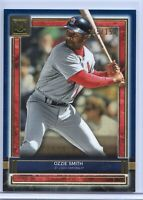 2020 Topps Museum Collection OZZIE SMITH Blue Sapphire /150 St. Louis Cardinals