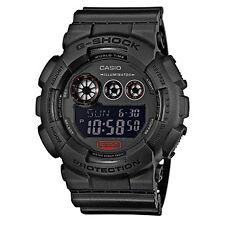 Casio Mens Black Plastic Quartz Digital Gd-120mb-1er Watch - 13 off
