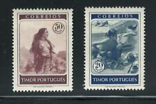 Timor Portugal Colonial | 1950 | Timor Women  | MH
