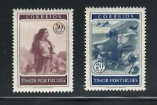 Timor Portugal Colonial   1950   Timor Women    MH