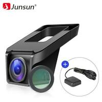 Junsun 4K UHD GPS WiFi Auto DVR Kamera NT96670 2160P Dash Cam Video Recorder