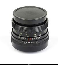 Lens Zeiss  Black Pancolar Auto 1.8/50mm MC FOR Pentax M42 No28863  Mint