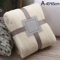 Soft Flannel Thickened Pet Fleece Pad Pet Blanket Bed Mat For Puppy Dog Cat