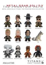 "1 3"" Blind Box Titans Vinyl Figures - Metal Gear Solid: The Phantom Pain Collect"
