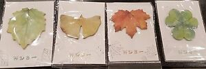 Leaves Shape Leaf Novelty Sticky Notes Sticker Marker Memo Notepad Page Markers
