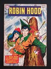 Robin Hood Tales #14 (DC comics 1958) VG/FN