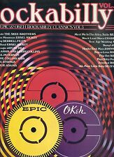 ROCKABILLY VOL 3 uk 1979 cbs / epic / Okeh rockabilly classiscs vol 3