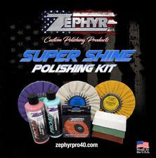 Zephyr SUPER SHINE POLISHING KIT (SS KIT)