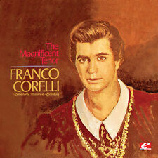 Magnificent Tenor - Franco Corelli (2013, CD NUEVO) CD-R